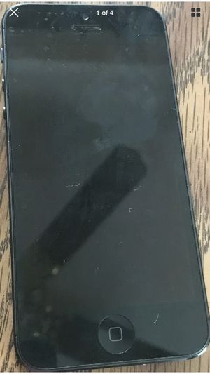 Apple iPhone 5 - 16GB - Black & Slate (Unlocked) A1428 (GSM) for Sale in Romulus, MI