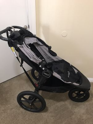 Babyjogger Summit X3 stroller black and gray for Sale in Murrieta, CA