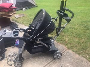 Must Go Now: Graco Room for Two Double Stroller for Sale in Duluth, GA