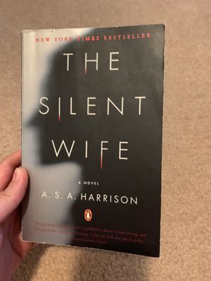 Bestseller Book - The Silent Wife for Sale in Evergreen, CO
