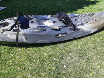 Lifetime Sport Fisher Manta Kayak - Tandem, or triple seat, Also a Great single person for Sale in Tempe,  AZ