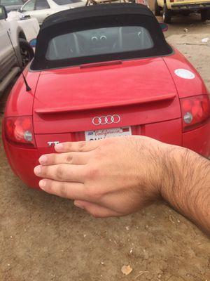 03 Audi TT for Sale in Fresno, CA