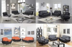 Furniture living room three piece for Sale in Garland, TX