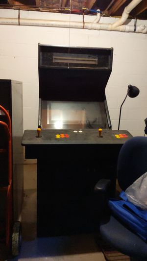 MAME Arcade Cabinet for Sale in Furlong, PA