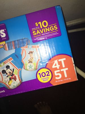 Huggies pull ups for Sale in Folcroft, PA