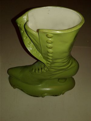 Decorative boot glassware for Sale in Waltham, MA