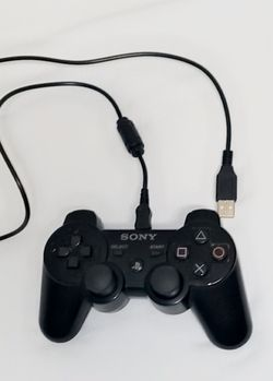 PlayStation 3 Controller With USB Cord Included - In Great Condition And Works Great. for Sale in Bartow,  FL