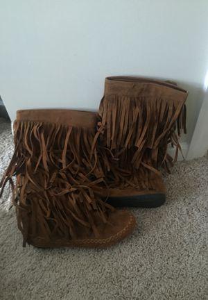 Boots Brown $25 for Sale in Murfreesboro, TN