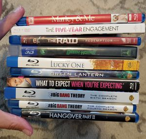 Blu Ray DVD for Sale in Hubbard, OR
