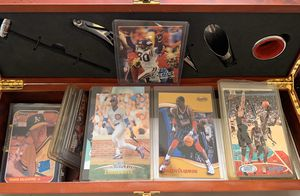 Fleer, Donruss, Pinnacle, Legends, Stadium, and more Sports Trading Cards for Sale in Los Angeles, CA