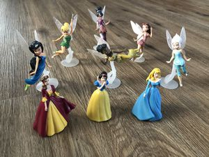 Disney figures for Sale in Riverside, CA