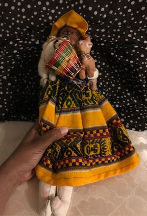 Antique hand made doll for Sale in North Miami Beach, FL