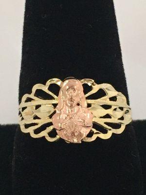 14k Two Tone Ring for Sale in Phoenix, AZ