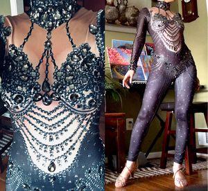 🆕🔥Rhinestone Dance Costume Performance Bodysuit Dancewear🔥 for Sale in Silver Spring, MD