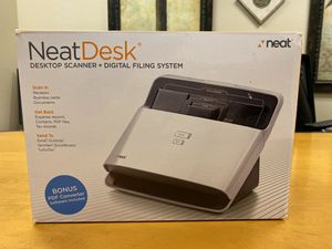 NeatDesk Digital Filing System for Sale in Rancho Cucamonga, CA