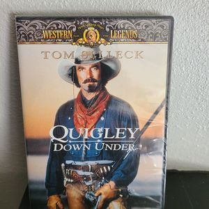 Quigley Down Under Dvd, BRAND NEW for Sale in Melbourne, FL