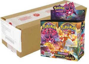 Pokemon Darkness Ablaze Booster Box VMAX Charizard! for Sale in El Monte, CA