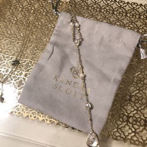 Kendra Scott Gold Lucille Necklace for Sale in Glendale, AZ