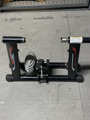 Travel Trac Century V Folding Fluid Resistance Cycling Bike Trainer for Sale in San Diego, CA