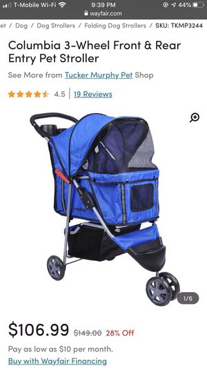 Dog stroller for Sale in Gardena, CA