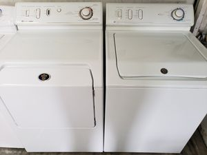 Great working heavy duty maytag washer and dryer for Sale in Vancouver, WA