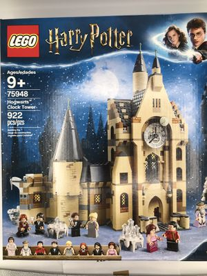 Lego Harry Potter Hogwarts Clock Tower 75948 for Sale in Irvine, CA