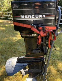 1988 2 Stroke Outboard (Needs Repairs) for Sale in University Place,  WA