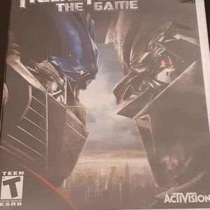 TRANSFORMERS The Game (Nintendo Wii + Wii U) NEW! for Sale in Lewisville, TX