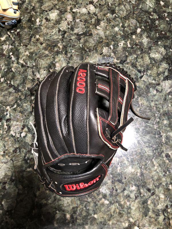Wilson A2000 Baseball Glove