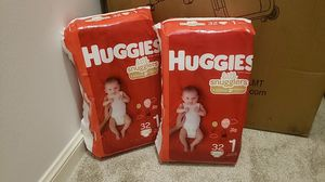 Brand new Huggies little snuggles for Sale in Galveston, TX