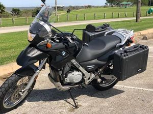 2007 BMW F650 GS for Sale in League City, TX