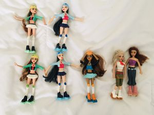 Myscene Dolls for Sale in Dallas, TX