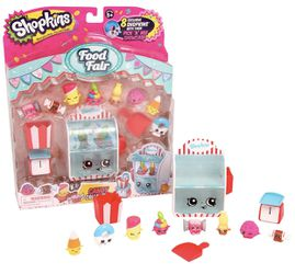 Shopkins - Food Fair: Candy Collection (Popcorn Display with 8 Shopkins) for Sale in Marietta,  GA