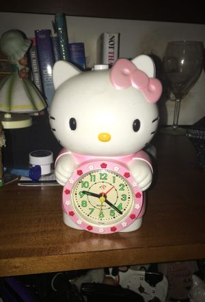 Hello Kitty Alarm Clock for Sale in Oakland, CA