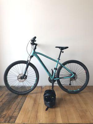 Orbea Mountain Bike/Helmet - $500 for Sale in Alameda, CA