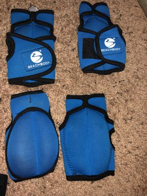 Weighted work out gloves for Sale in Columbus, OH