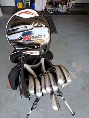 Callaway RAZR XHL / XHot Driver golf set for Sale in Lemon Grove, CA