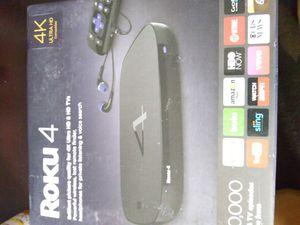 Roku 4 Ultra HD 4K for Sale in Nashville, TN
