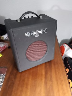 Behringer Thunderbird BX108 Bass Amp for Sale in Arlington, TX
