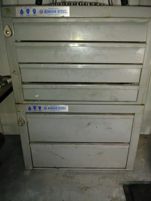 Metal storage bins for Sale in Reading, PA