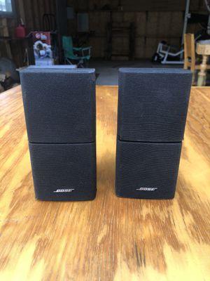 Very Nice Bose Double Cube Speakers for Sale in Eastpointe, MI