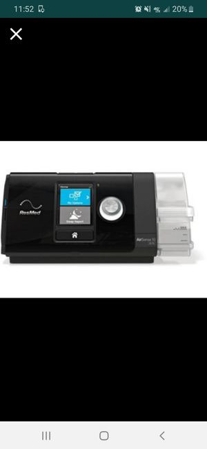 ResMed AirSense 10 Elite with Integrated Humidifier for Sale in Salt Lake City, UT