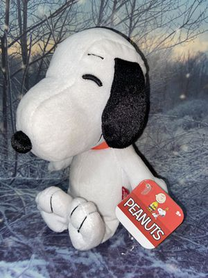 "Peanuts Snoopy 9"" Plush NWT for Sale in Bellflower, CA"
