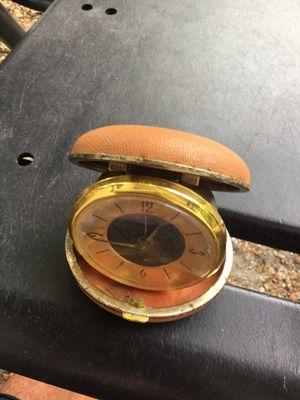 Traveling alarm clock fair condition for Sale in Miami, FL