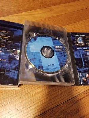 The Wire season 3 dvd set for Sale in Chicago, IL