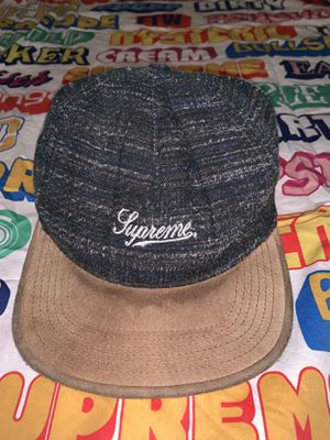 Supreme S/S 12 wool suede brim hat for Sale in Portland, OR