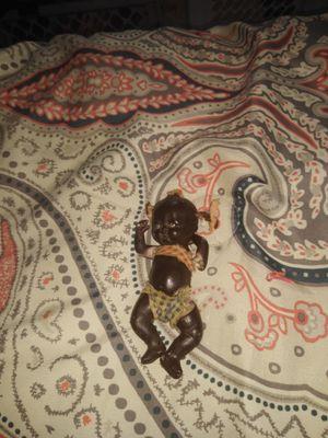 Old black face toys $30 for Sale in Cedar Rapids, IA