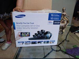 Samsung security camera SDS-S5101 for Sale in San Antonio, TX