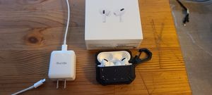 AIRPOD PROS W/18W FAST CHARGER for Sale in Phoenix, AZ