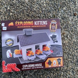 Exploding Kittens Lego kit for Sale in Bothell, WA